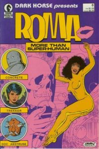 Dark Horse Presents #6 (1987)