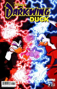 Darkwing Duck #7 (2010)
