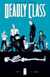 Deadly Class #1 (2014)