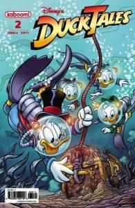 DuckTales #2 (2011)