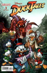 DuckTales #3 (2011)