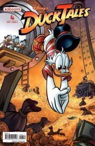 DuckTales #4 (2011)