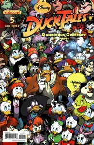 DuckTales #5 (2011)