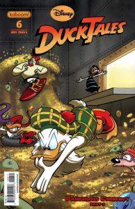 DuckTales #6 (2011)