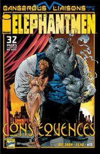 Elephantmen #23 (2009)