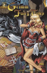 Grimm Fairy Tales #1 (2nd Print) (2007)