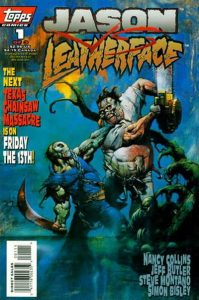 Jason vs. Leatherface #1 (1995)