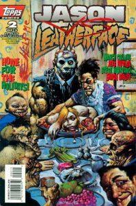 Jason vs. Leatherface #2 (1995)