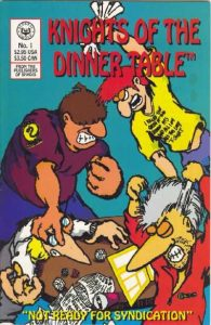 Knights of the Dinner Table #1 (1994)