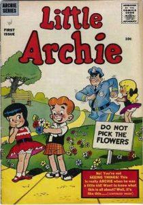 Little Archie #1 (1956)