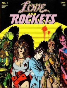 Love and Rockets #1 (1987)