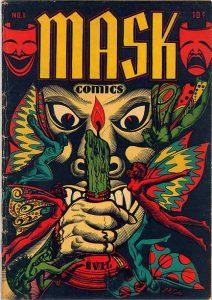 Mask Comics #1 (1945)