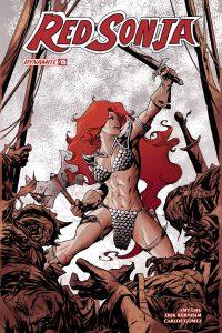 Red Sonja #15 (2018)