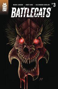 Battlecats #3 (2018)