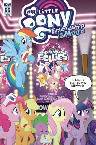 My Little Pony: Friendship Is Magic #66 (2018)