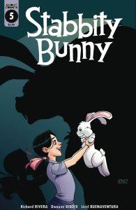 Stabbity Bunny #5 (2018)