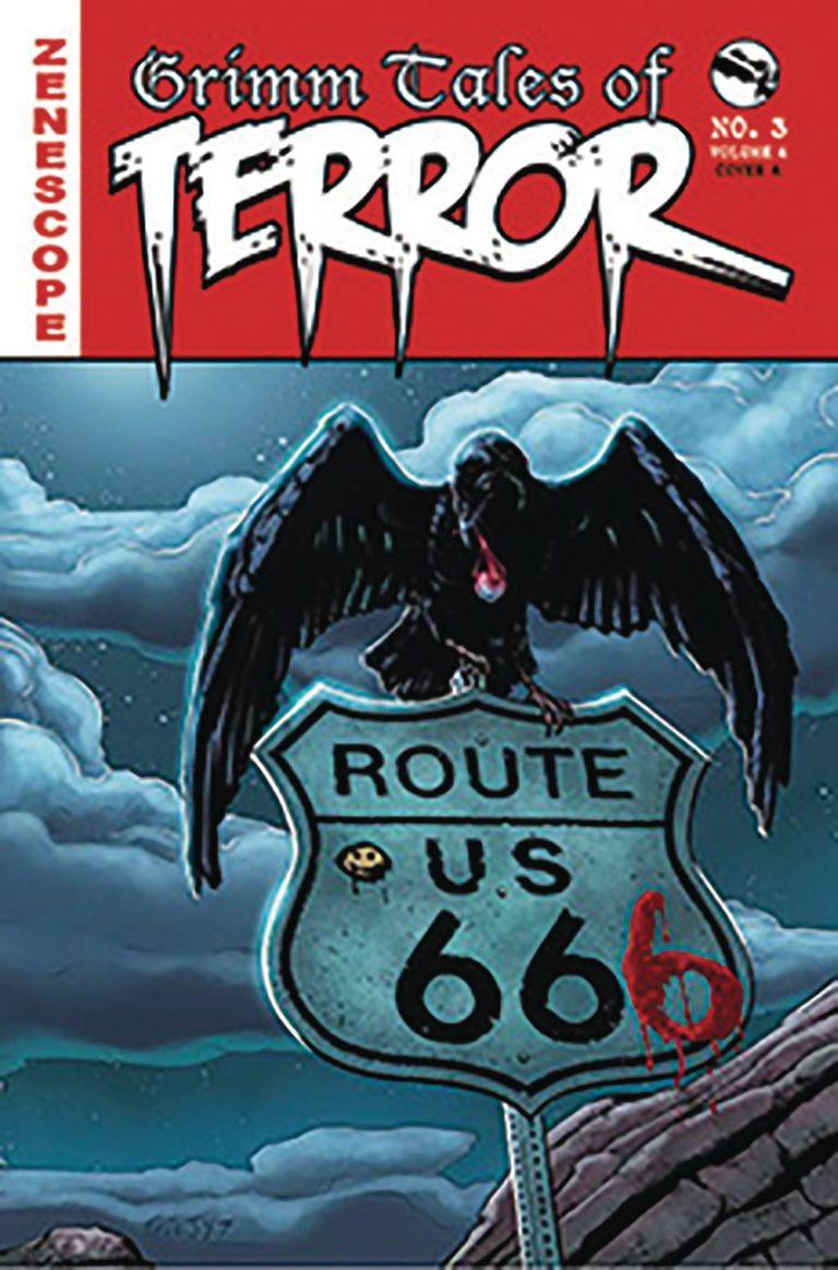 Grimm Tales Of Terror (Vol 4) #3 (2018)