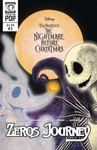 The Nightmare Before Chirstmas: Zero's Journey #1 (2018)