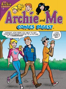 Archie and Me Comics Digest #7 (2018)