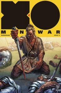 X-O Manowar #15 (2018)