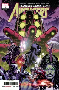 Avengers: Earth's Mightiest Heroes #2 (2018)