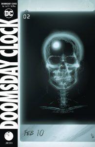 Doomsday Clock #5 (2018)