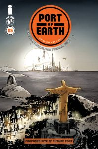 Port of Earth #5 (2018)