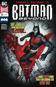 Batman Beyond #20 (2018)