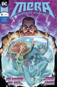 Mera: Queen Of Atlantis #4 (2018)