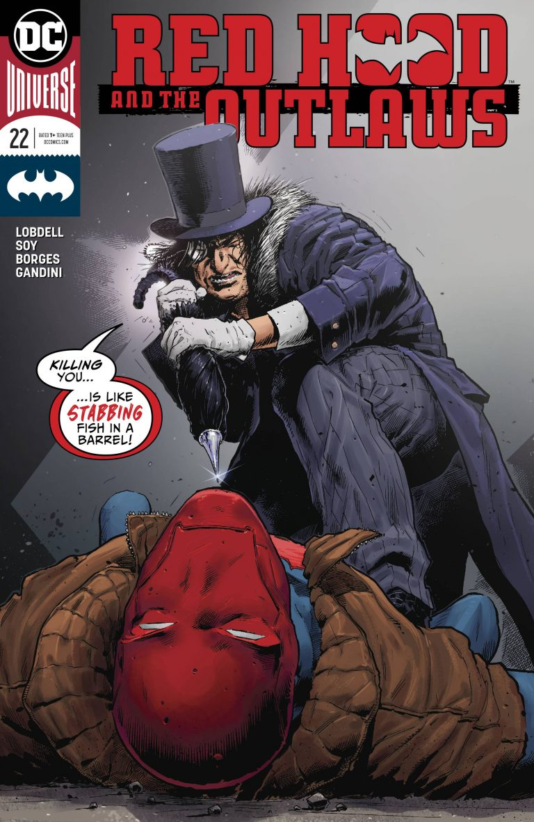 Red Hood and the Outlaws #22 (2018)