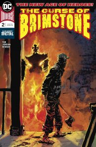 Curse Of The Brimstone #2 (2018)
