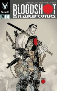 Bloodshot and H.A.R.D.Corps #14 (2013)
