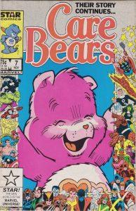 Care Bears #7 (1986)