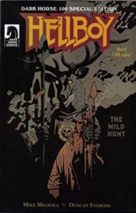 Hellboy: The Wild Hunt #1 (2008)