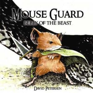 Mouse Guard #1 (2006)