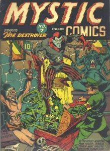 Mystic Comics #7 (1941)