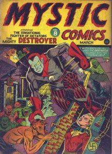 Mystic Comics #8 (1942)