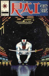 Rai #5 (1992)