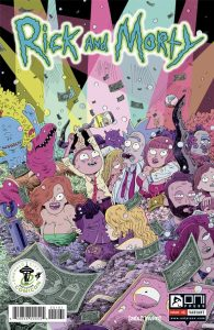 Rick and Morty #1 (2015)