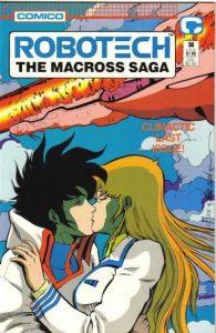 Robotech: The Macross Saga #36 (1989)