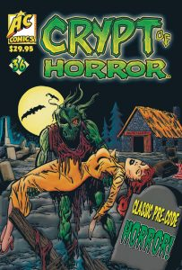 Crypt Of Horror #36 (2018)