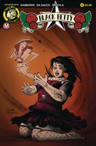 Black Betty #4 (2018)