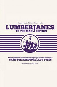 Lumberjanes to the Max Edition #4 (2018)