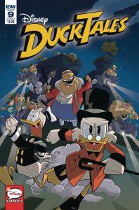 DuckTales #9 (2018)