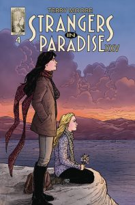 Strangers In Paradise XXV #4 (2018)