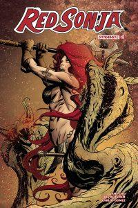 Red Sonja #17 (2018)