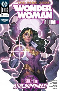 Wonder Woman Annual #2 (2018)