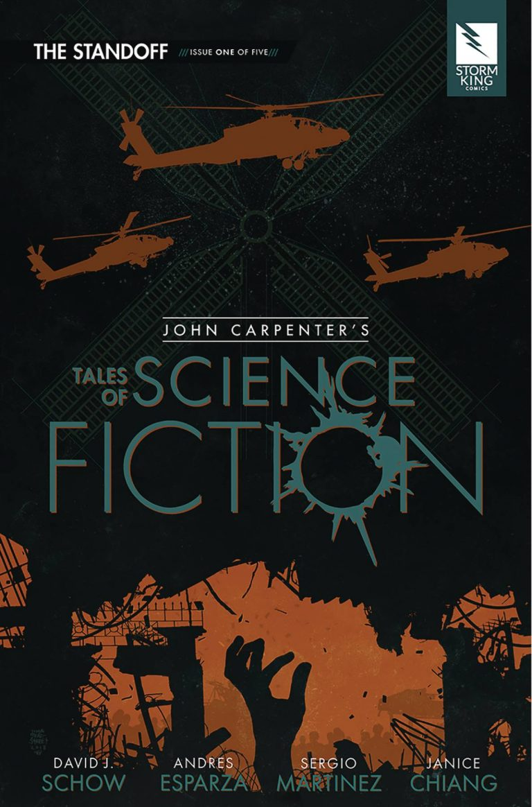 John Carpenter's Tales Of Sci Fiction: The Standoff #1 (2018)