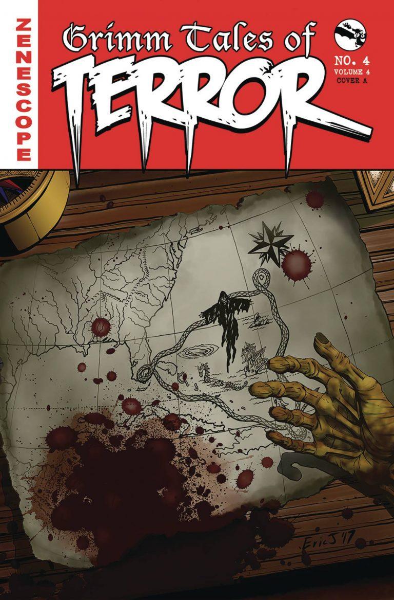 Grimm Tales Of Terror (Vol 4) #4 (2018)