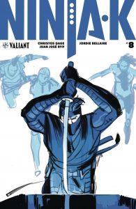 Ninja-K #8 (2018)
